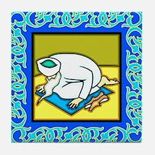 RAMADAN: PRAYER Tile Coaster
