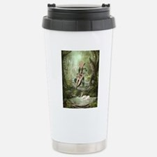 The Elven Forest Travel Mug