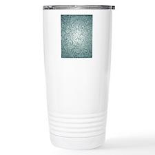 Elegant Flourish Travel Mug