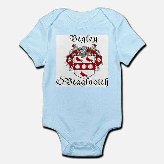 Begley in Irish/English Infant Bodysuit