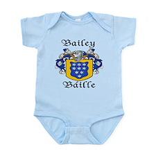 Bailey in Irish/English Infant Bodysuit