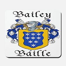 Bailey in Irish/English Mousepad