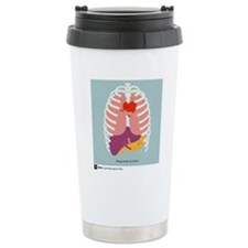 Hugs Keep Us Alive Travel Mug