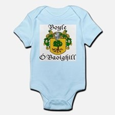 Boyle in Irish/English Infant Bodysuit