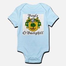 Boyle in Irish/English Onesie