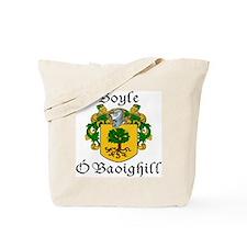 Boyle in Irish/English Tote Bag
