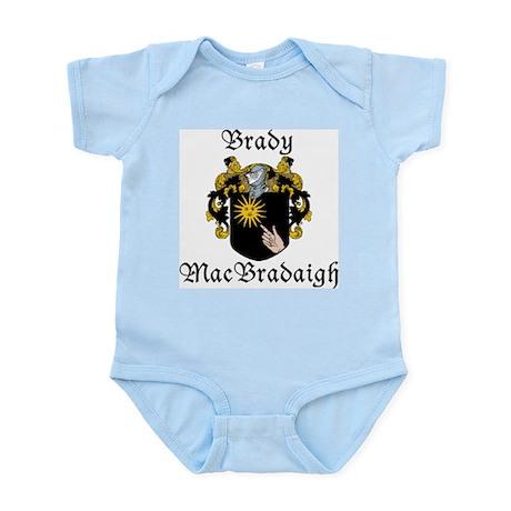 Brady in Irish/English Infant Bodysuit