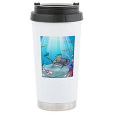 The Mermaid Travel Coffee Mug