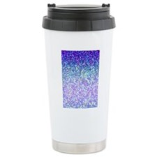 Glitter 2 Travel Coffee Mug