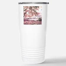 Autumn Landscape Travel Mug