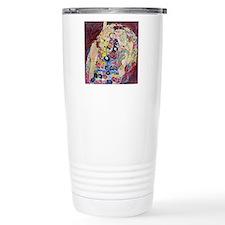 The Virgin By Gustav Kl Travel Mug