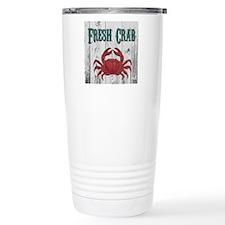 Fresh Crab Travel Mug
