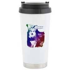 Im sexy and you know it Travel Mug