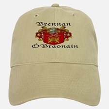 Brennan in Irish/English Baseball Baseball Cap