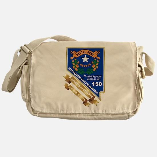Nevada Day 1 Messenger Bag