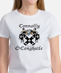 Connolly in Irish/English Tee