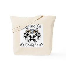 Connolly in Irish/English Tote Bag