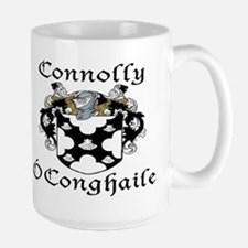 Connolly in Irish/English Mug