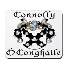 Connolly in Irish/English Mousepad