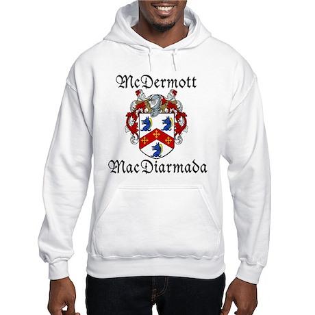 McDermott Irish/English Hooded Sweatshirt