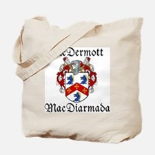McDermott Irish/English Tote Bag