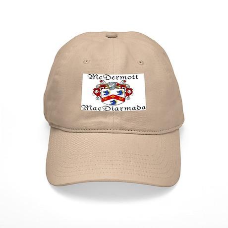 McDermott Irish/English Cap
