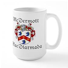 McDermott Irish/English Mug
