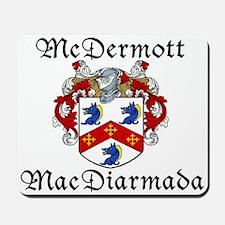 McDermott Irish/English Mousepad