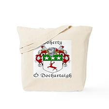 Doherty Irish/English Tote Bag
