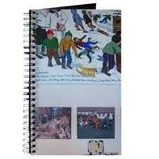 Amos Comenius Memorial School. Inuit & arc Journal