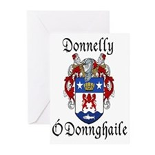 Donnelly In Irish & English Cards (Pk of 10)