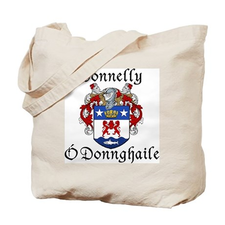 Donnelly In Irish & English Tote Bag