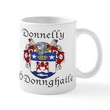 Donnelly In Irish & English Mug