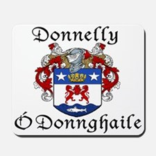 Donnelly In Irish & English Mousepad
