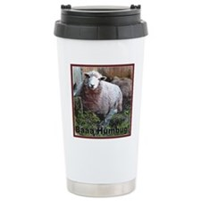 Baaa Humbug Sheep Travel Mug