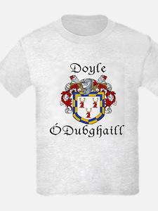 Doyle In Irish & English Kids T-Shirt