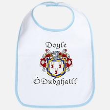 Doyle In Irish & English Bib