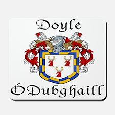 Doyle In Irish & English Mousepad