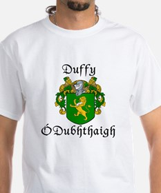 Duffy in Irish & English Shirt
