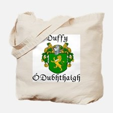 Duffy in Irish & English Tote Bag