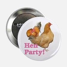 Hen Party Button