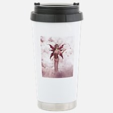 Butterfly Fairy 2 Stainless Steel Travel Mug
