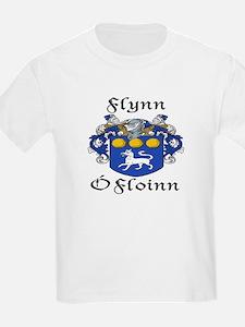 Flynn In Irish & English Kids T-Shirt