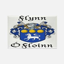 Flynn In Irish & English Magnets (10 pack)