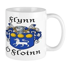 Flynn In Irish & English Mug