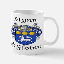 Flynn In Irish & English Mug