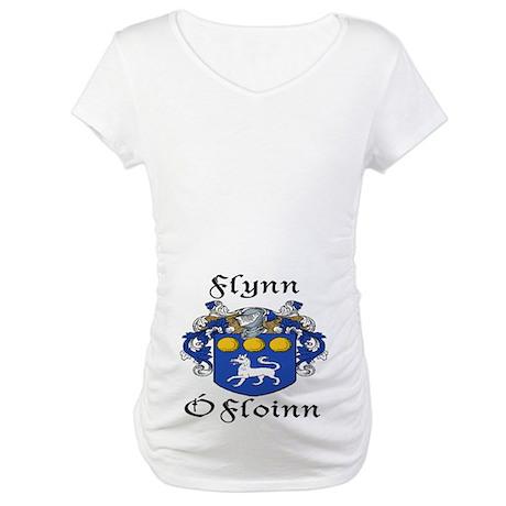Flynn In Irish & English Maternity T-Shirt
