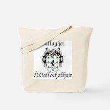 Gallagher In Irish & English Tote Bag