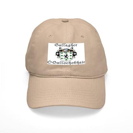 Gallagher In Irish & English Baseball Cap