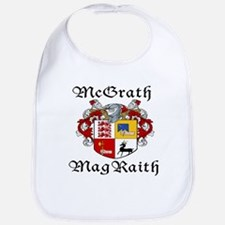 McGrath In Irish & English Bib
